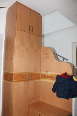 Garderobe Variante 2